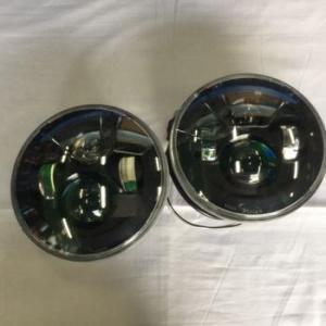 【アウトレット品】BRL LEDヘッドライト左右2個セット/ディフェンダー、クラシックレンジ|jandl-automotive