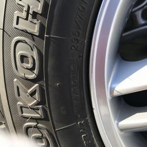 中古アルミホイール&スタッドレスタイヤ4本セットセカンドレンジローバー|jandl-automotive|03
