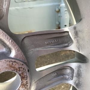 中古アルミホイール&スタッドレスタイヤ4本セットセカンドレンジローバー|jandl-automotive|05