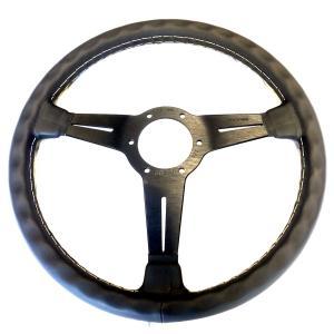NARDIナルディクラシックレザーブラックスポーク360mm|jandl-automotive|07