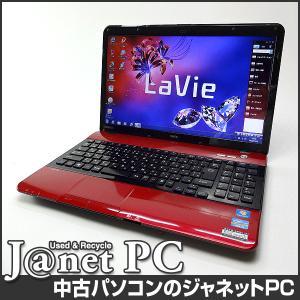 中古ノートパソコン Windows7 15.6型ワイド液晶 Core i5-2430M 2.40GHz RAM8GB HDD750GB ブルーレイ 無線 Office付属 NEC LS550/FS【1756】|janetpc