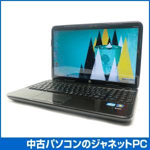 中古ノートパソコン 15.6型ワイド液晶 Windows7 Core i7-3612QM 2.10GHz RAM8GB HDD750GB DVDマルチ Office付属 hp Pavilion g6-2018TU【2300】|janetpc