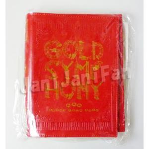 AAA ブック型マルチポーチ「AAA ARENA TOUR 2014 -Gold Symphony-」 [AAAgd0044]|janijanifan