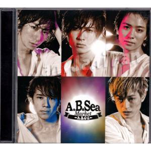CD+DVD ★★ A.B.C-Z 2015 アルバム 「A.B.Sea Market」 初回限定盤A [abdv028]|janijanifan