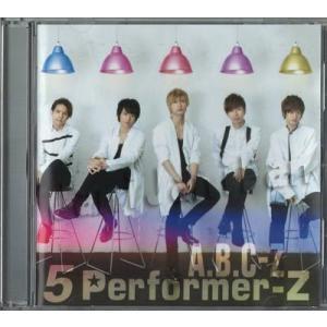 CD ★★ A.B.C-Z 2017 アルバム 「5 Performer-Z」 通常盤 初回プレス仕様 [abdv048]|janijanifan