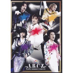 DVD(2枚組) ★★ A.B.C-Z 2015 「A.B.C-Z Early summer consert」 初回限定盤 [abdv056]|janijanifan