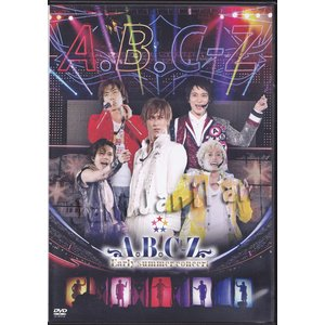 DVD ★★ A.B.C-Z 2015 「A.B.C-Z Early summer consert」 通常盤(ポストカード付) [abdv057]1 ※未開封|janijanifan
