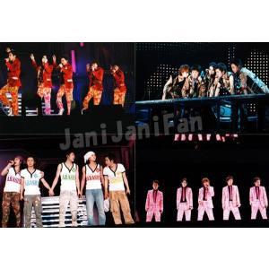 """フォト4枚セット ★ 嵐(集合)  「SUMMER TOUR 2006 """"ARASHIC ARACHIC ARASICK Cool&Soul""""」"""