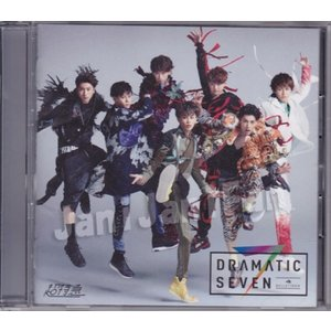 超特急 CD 2016「Dramatic Seven」通常盤 [ctdv009]|janijanifan