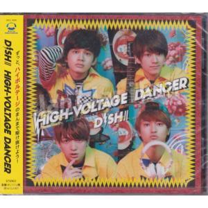 DISH// CD 2016「HIGH-VOLTAGE DANCER」通常盤 [ebidandv004] janijanifan