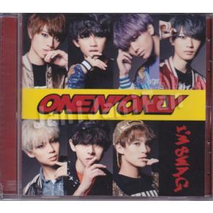 ONE N' ONLY CD「I'M SWAG」TYPE-A [ebidandv048]|janijanifan