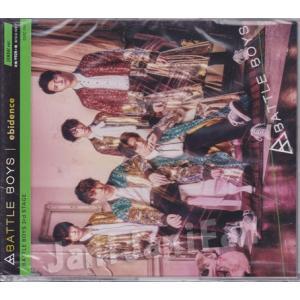 BATTLE BOYS CD「ebidance」仙台 SENDAI  ver. BATTLE BOY...