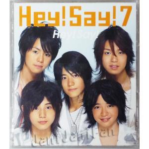CD+DVD ★ Hey!Say!7 2007 シングル 「Hey!Say!」 初回限定盤 [hsdv009] janijanifan