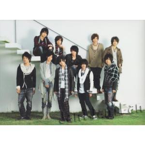 クリアファイル ★ Hey!Say!JUMP 2009-2010 「Hey! Say! JUMP WINTER CONCERT 09-10」 janijanifan