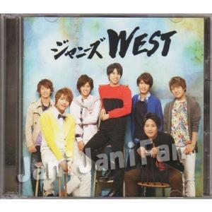 CD+DVD ★★ ジャニーズWEST 2014 「ええじゃないか」 初回盤(WEST盤) [jjdv062]|janijanifan
