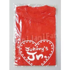 Tシャツ ★ johnny'Jr. (赤) [jjgd009]|janijanifan
