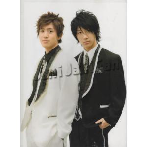 クリアファイル ★ BOYS(濱田崇裕・中田大智) 2008 「関西ジャニーズJr.'08 Merry X'mas Concert」|janijanifan