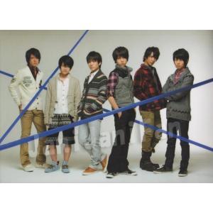 クリアファイル ★ 7WEST 「関西ジャニーズJr. X'Masコンサート2011」[jjgd689]|janijanifan