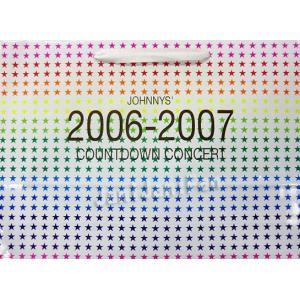 ショッピングバッグ ★ ジャニーズ 2006-2007 「Johnny's COUNTDOWN CONCERT(カウコン)」 [jogd078]|janijanifan