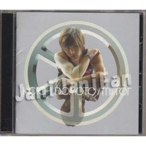 CD ★ 堂本光一 2006 アルバム 「Mirror」 通常盤 [kkdv040]|janijanifan