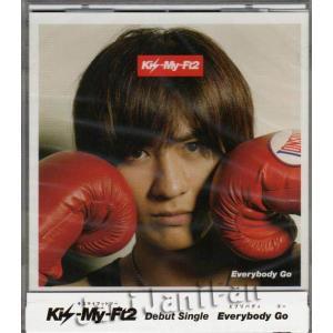 CD ★ Kis-My-Ft2 2011 シングル 「Everybody Go」 キスマイショップ限定(宮田俊哉ver.) [kmdv002]|janijanifan