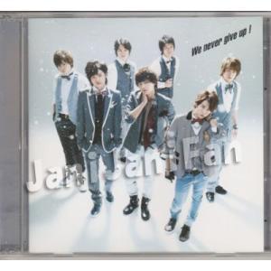CD+DVD ★ Kis-My-Ft2 2011 シングル 「We never give up!」 初回生産限定盤A (MUSIC VIDEO盤) [kmdv024]|janijanifan