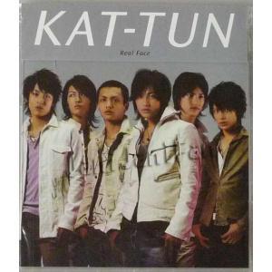 CD ★ KAT-TUN 2006 シングル 「Real Face」 初回限定盤 赤西仁ver. ※未開封|janijanifan