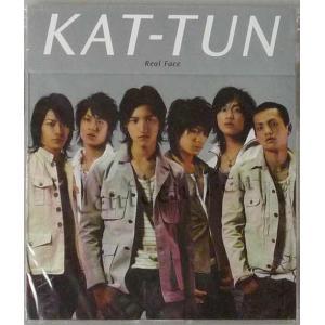 CD ★★ KAT-TUN 2006 シングル 「Real Face」 初回限定盤 田口淳之介ver.|janijanifan