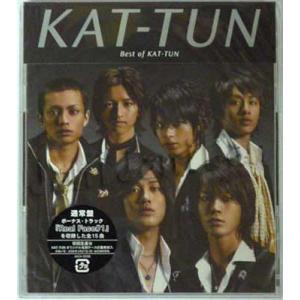CD ★ KAT-TUN 2006 アルバム 「Best of KAT-TUN」 通常盤 [ktdv027]|janijanifan