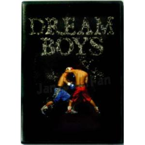 DVD(2枚組) ★ 亀梨和也・田中聖・A.B.C.・Kis-My-Ft2 2008 舞台 「DREAM BOYS (2007)」 [ktdv068] janijanifan