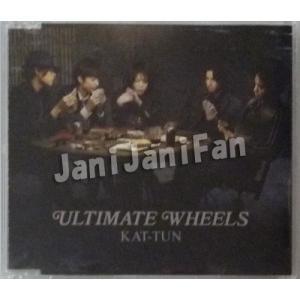 CD ★ KAT-TUN 2011 シングル 「ULTIMATE WHEELS」 通常盤初回プレス [ktdv144]|janijanifan