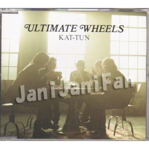 CD ★ KAT-TUN 2011 シングル 「ULTIMATE WHEELS」 通常盤 ※未開封 [ktdv148]|janijanifan