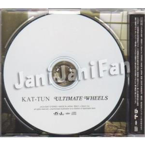 CD ★ KAT-TUN 2011 シングル 「ULTIMATE WHEELS」 通常盤 ※未開封 [ktdv148] janijanifan 02
