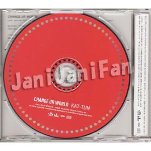 CD ★ KAT-TUN 2010 シングル 「CHANGE UR WORLD」 通常盤 ※未開封 [ktdv159] janijanifan 02