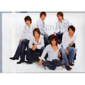 クリアファイル ★ KAT-TUN 「Looking KAT-TUN 2005」|janijanifan