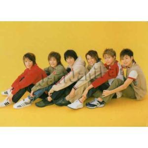 下敷き ★ KAT-TUN 「タッキー&翼・Johnny's Jr. 2002」|janijanifan