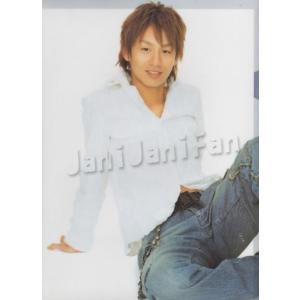 クリアファイル ★ 中丸雄一 「Looking KAT-TUN 2005」 [ktgd015]|janijanifan