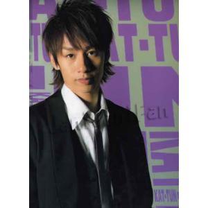 クリアファイル ★ 中丸雄一 「TOUR 2007 cartoon KAT-TUN II You (黒ブル)」|janijanifan