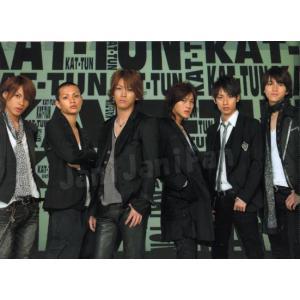 クリアファイル ★ KAT-TUN 2007 「TOUR 2007 cartoon KAT-TUN II You (黒ブル)」|janijanifan