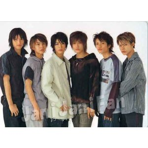 下敷き ★ KAT-TUN 2003 「To be, To be, Ten made Ten made To be」|janijanifan