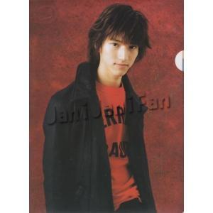 クリアファイル ★ 田口淳之介 2004-2005 「KAT-TUN Live海賊帆」 [ktgd079]|janijanifan