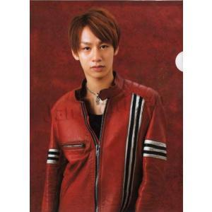 クリアファイル ★ 中丸雄一 2004-2005 「KAT-TUN Live海賊帆」 [ktgd086]|janijanifan