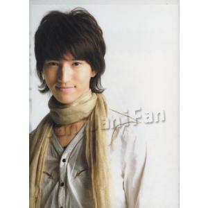 クリアファイル ★ 田口淳之介 「TOUR 2007 cartoon KAT-TUN II You (白ブル)」 [ktgd183]|janijanifan