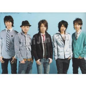 クリアファイル ★★ KAT-TUN 「TOUR 2007 cartoon KAT-TUN II You (白ブル)」 [ktgd210]|janijanifan