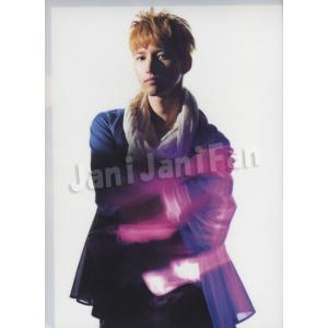 クリアファイル ★★ 田口淳之介 「LIVE TOUR 2014 come Here」 [ktgd459]|janijanifan