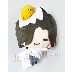 Jin×ぐでたま BIGぬいぐるみ ★★ 赤西仁 [ktgd531]|janijanifan