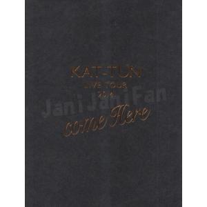 パンフレット ★★ KAT-TUN 「LIVE TOUR 2014 come Here」 [ktpf053]|janijanifan
