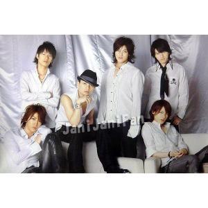 ポスター ★ KAT-TUN 集合 「TOUR 2007 cartoon KAT-TUN II You」 A全|janijanifan