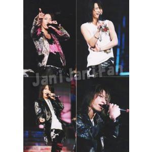 フォト4枚セット ★ 亀梨和也 2006 「Spring Tour '06 Live of KAT-TUN