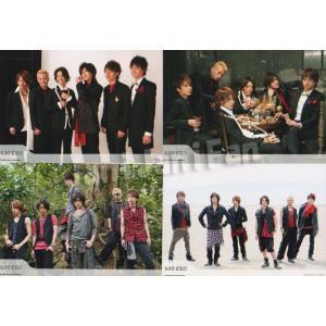 フォト4枚セット ★ KAT-TUN(集合) 2008 Johnny's Web|janijanifan